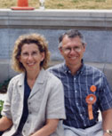 Dr. Jack and Joan Nicolson